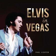 Elvis in Vegas by Paul Lichter (Hardback, 2011)
