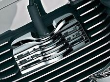 Slotted Covers For Spark Plug-Head Chrome For H-D FLHR/T/X FLTR Street Glide