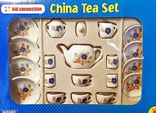 Vintage Kid Connection  21-Piece CHINA TEA SET -Mint in Original Box & Packaging