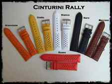 Cinturini orologio Rally in vera pelle 20-22mm. Rally Leather straps. ENTRATE!!!