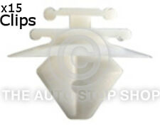 Clip del panel de puerta Body panel etc. 15 Pack Para Lancia bodyside Trim Pack N ° 10160