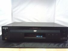 Sony Single Disc CD DVD Player DVP-S7700