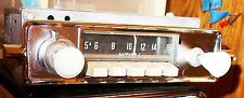 58 to 67 Sapphire I VW Radio Converted to *FM AUX Stereo 180 watts 4 Channel Exc