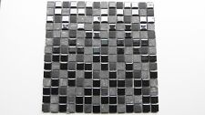 MOSAIC TILE,Porcelain & Slate MIX mosaic tile,Wall, border, backsplash mosaic