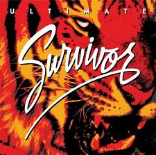 SURVIVOR ( NEW CD ) ULTIMATE / VERY BEST OF / GREATEST HITS ( EYE OF THE TIGER )
