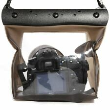 US 20M Waterproof DSLR SLR Camera Underwater Case Pouch Dry Bag For Canon Nikon