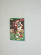 TERRIER  FC METZ  Carte panini official football cards 1995 FUTURE STARS