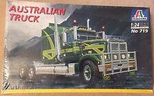 Italeri kit #719 1/24 Australian Truck Western Star