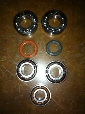 Supercharger Rebuild Kit for D1, D2, or D3 Bearings and Seals Repair