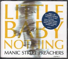 Manic Street Preachers CD-MAXI LITTLE BABY NOTHING  (c) 1992