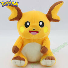 "Pokemon Character 8"" Big Raichu Figure Stuffed Animal Nintendo Game Plush Toy"