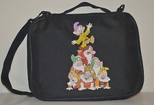 Bag FOR DISNEY PINS SNOW WHITE 7 DWARFS DOPEY GRUMPY Collector LRG TRADING BOOK
