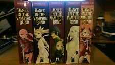 Dance in the Vampire Bund Omnibus 1-5 English Lot Set (contains chapters 1-82)