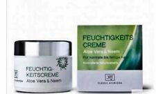 BioFeuchtigkeitscreme Aloe Vera und Neem MHD 4.17 Sonderpreis Classic Ayurveda