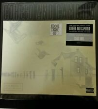 COHEED AND CAMBRIA 2015 RSD CLEAR VINYL THE COLOR BEFORE THE SUN RECALLED