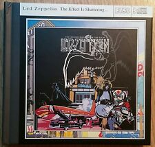 "Led Zeppelin ""THE EFFECT IS SHATTERING?"" EVSD 285/287 1st Pressing"