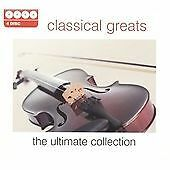 Classical Greats - The Ultimate Collection [Audio CD] Various Composers
