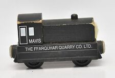 Thomas & Friends Mavis Wooden Railway Train Flat Magnets