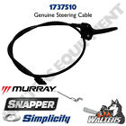 Genuine 1737510YP Steering Cable for Simplicity, Snapper, and Murray