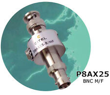 "BNC ""Gas Tube"" Lightning Surge Protection P8AX25 by Citel for Professional Use"