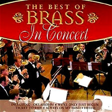 ROLLS ROYCE, SOUTH NOTTS + SELLERS BRASS BANDS IN CONCERT NEW CD BEST BRASS