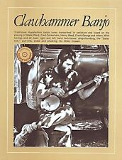 Miles Krassen Clawhammer Banjo Learn to Play Appalachian Music Book & CD