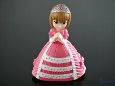 "Japanese anime pretty girl pink Cake decorating 4.5"" Figure Free Shipping To US"