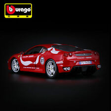 BBurago 1:24 Ferrari F430 Fiorano Diecast Die Cast Model Racing Car Kid Toy Gift