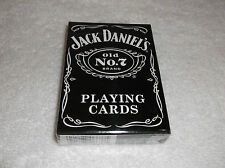 2    NEW  IN BOX    Jack Daniels Playing Cards   TWO DECKS