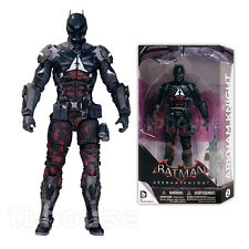 "7"" ARKHAM KNIGHT action figure BATMAN dark DC COLLECTIBLES red hood SERIES 1"