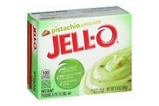 Jello Instant Pistachio Pudding and Pie Filling 96g