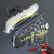 Hi Flow Intake Manifold Plenum for TOYOTA 2JZ GTE SUPRA JZA80 ARISTO MARK II JZ2