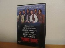 YOUNG GUNS DVD - I combine shipping