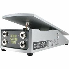 Ernie Ball 6167 25K Stereo Volume Pedal for Active Electronics or Keyboards