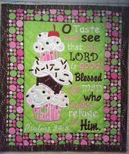 Christian Wall Hanging 12 x 14 Taste & See that the Lord is Good Psalm 34:8