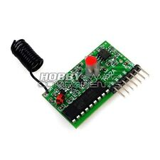 HOBBY COMPONENTS LTD PT2272 Wireless RF Remote Control Module 315MHz