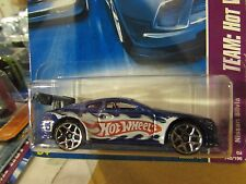 Hot Wheels Nissan Silvia Team: Hot Wheels Racing Blue
