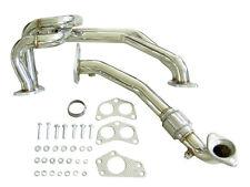 Collecteur inox avec up pipe Subaru Impreza GT/WRX/STI