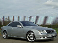 2001/51 Mercedes-Benz CL55 AMG Auto Coupe 5.4 V8 Petrol *FULL SERVICE HISTORY*