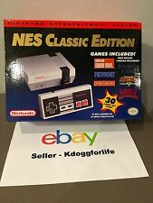 Nintendo Entertainment System NES Classic Edition Console 30 Games, IN HAND!!