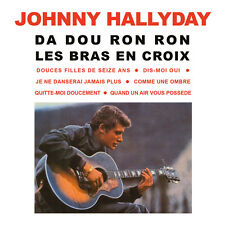CD Johnny Hallyday - Da Dou Ron Ron / 60's French Rock / IMPORT