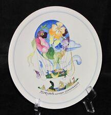 Fabulous Vintage Villeroy & Boch Luxembourg Le Balloon Floral Porcelain Plate