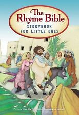 The Rhyme Bible Storybook for Little Ones, Sattgast, L. J.