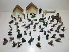 Huge Lot of Britains 2000-2002 Modern Soldiers Figures Figurines Military WII ++