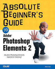 Absolute Beginner's Guide to Photoshop Elements 2,GOOD