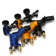 3pcs rotary tattoo machine gun motor kit for liner shader Clip RCA cord hybrid