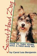 Second-Hand Dog: How to Turn Yours into a First-Rate Pet Howell reference books