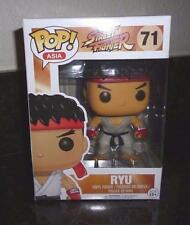 New RYU 71 Street Fighter Funko Pop! Asia SDCC 2016