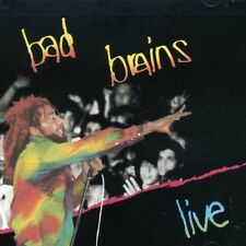 Live - Bad Brains (1988, CD NIEUW)