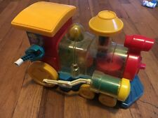 RARE Vintage 1982 Playworld Toys Child Train Toy # 7890 ( Made in Hong Kong )